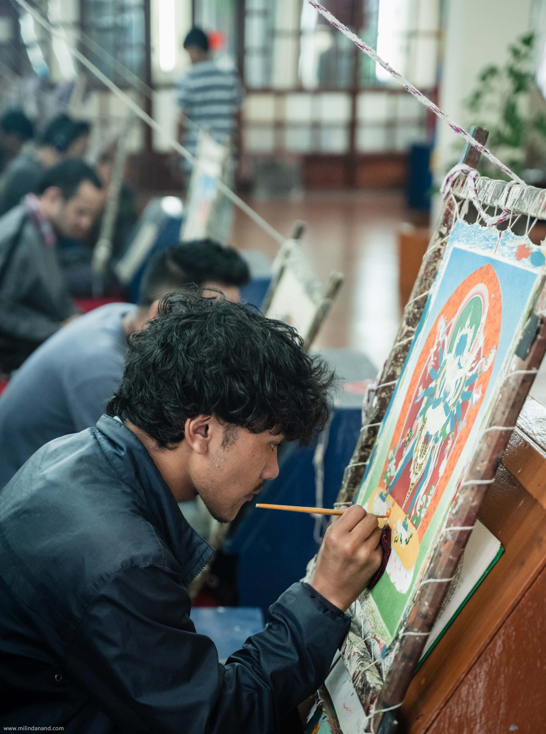 Experience Budhist Arts _ Culture at Norbulingka Institute