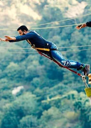 Experience India_s Highest Bungy