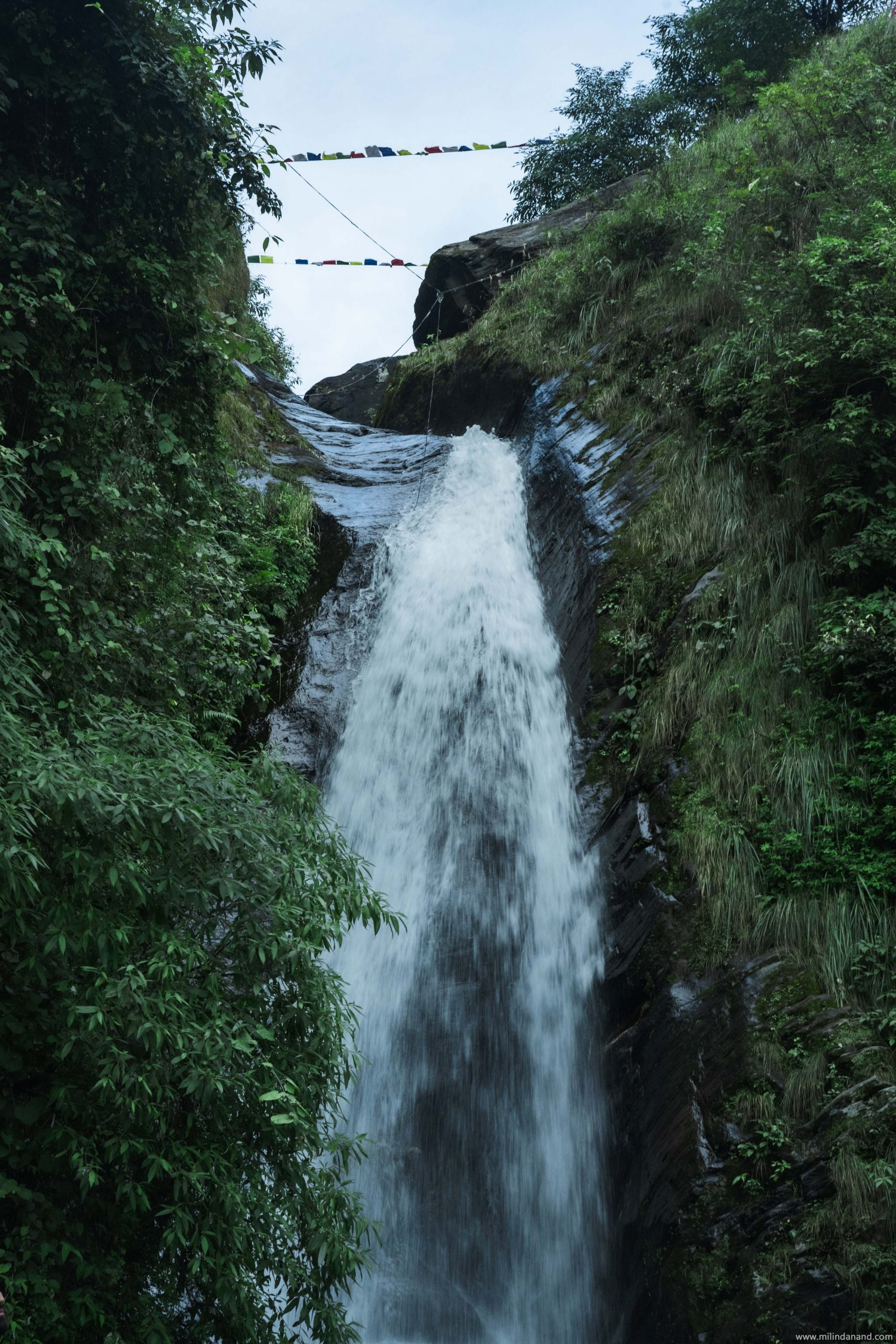 Hike to Bhagsu Waterfall